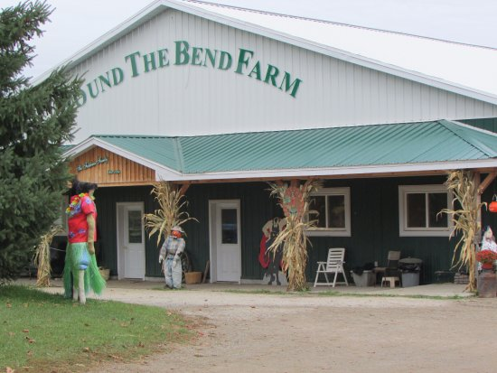 King City, Canada: Fall at the farm is full of scarecrows, pumpkins, decorations, fresh vegetable and fun activitie