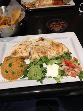 Winter Springs, FL: Quesadilla Guadalajara with Chicken