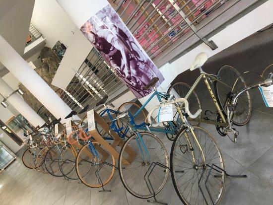 Museo del Ciclismo - Madonna del Ghisallo