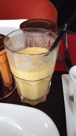 Lieusaint, Francia: lassy mangue
