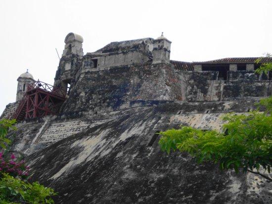 Castillo de San Felipe de Barajas: el mas visitado