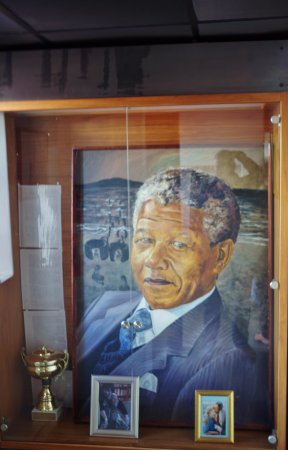 Greater Johannesburg, South Africa: Imagen del personaje