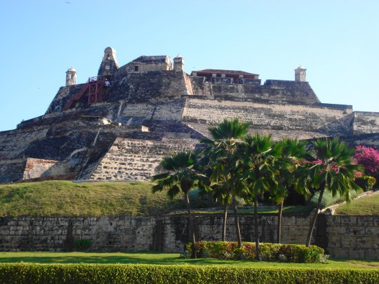Castillo de San Felipe de Barajas: Unico