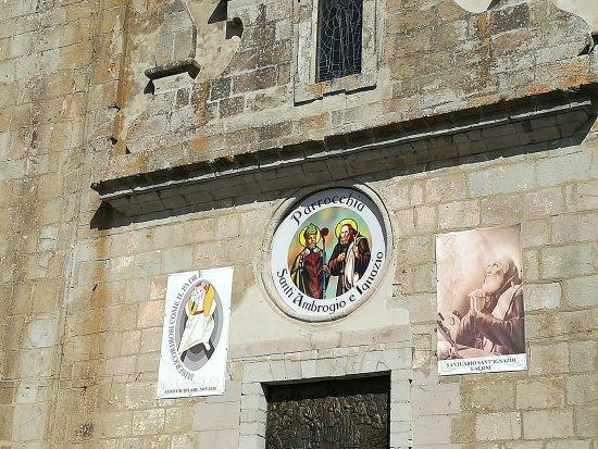 Chiesa Di Sant Ambrogio E Sant Ignazio