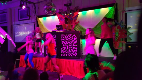 Port Saint Lucie, FL: Zumba Party at Night with Chelsea, Hannah, Carole, and Jaci...