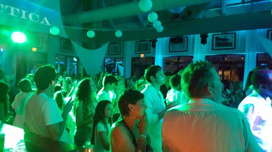 Port Saint Lucie, FL: White Galactic Party - A great time!