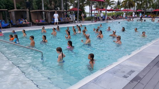 Port Saint Lucie, FL: Aqua Gym -- Social and Exercise!