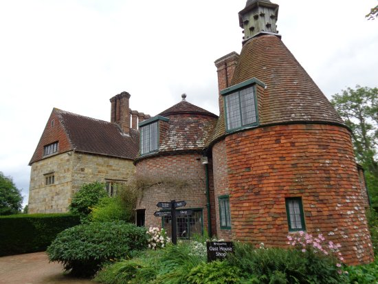 Burwash, UK: The Oast House