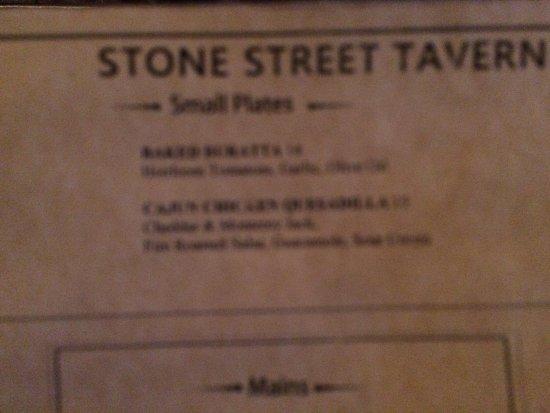 Photo of Stone Street Tavern in New York, NY, US