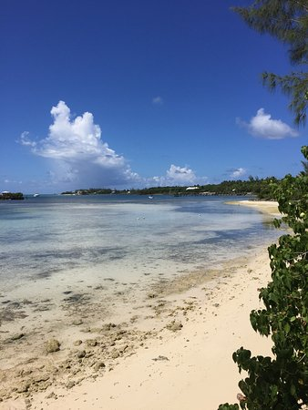 Great Abaco Island: Tahiti Beach (Abacos) August 2017