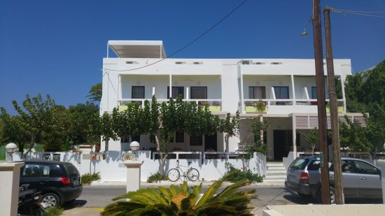 آريس هوتل: Aris Hotel