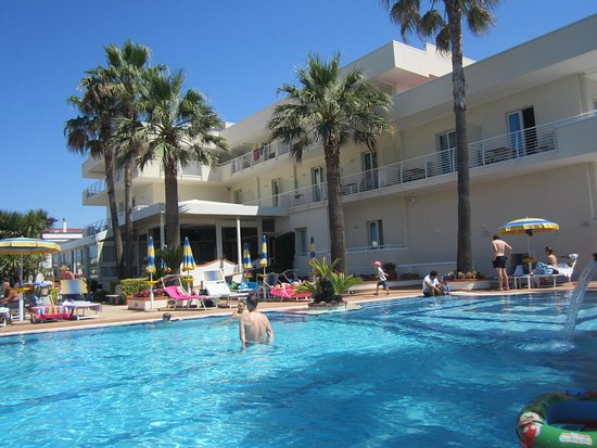 Hotel Olimpico Salerno Bewertung