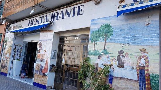 Casa borras valencia fotos n mero de tel fono y restaurante opiniones tripadvisor - Restaurante casa de valencia ...