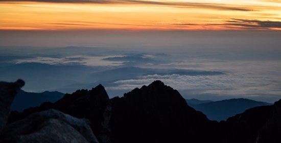 Эмблсайд, UK: Sunrise summit Kinabalu