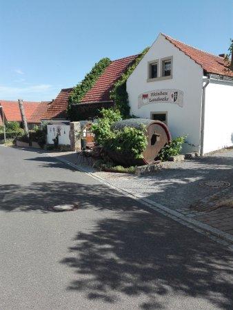 Dettelbach, ألمانيا: Strassenansicht