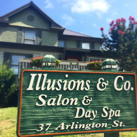 Illusions Day Spa of Ashville