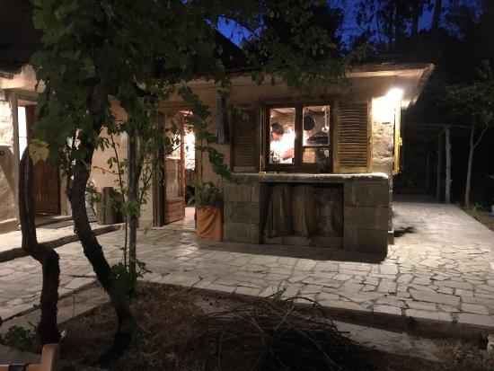 Sacrofano, İtalya: La cucina di Mery :)