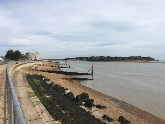 Bawdsey, UK: Felixstowe Ferry