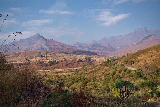 KwaZulu-Natal, Sudafrica: Grandes espacios naturales