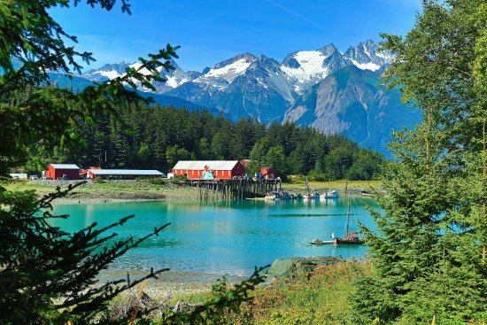 Haines, AK: Letnikof Cove Cannery