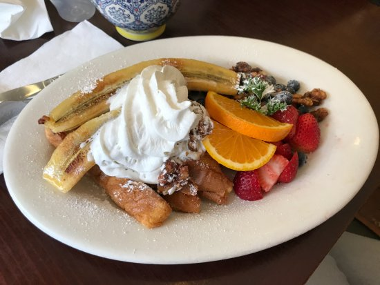 Hollywood Cafe: french toasts