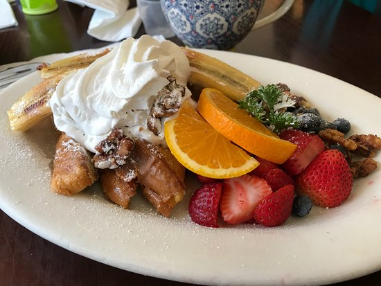 Hollywood Cafe: French toasts 2