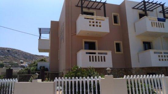 Arkasa Bay Hotel: esterno
