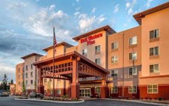 Arlington, WA: Hotel