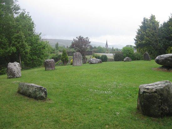 Кенмэр, Ирландия: Stone Gathering Looking Toward Kenmare