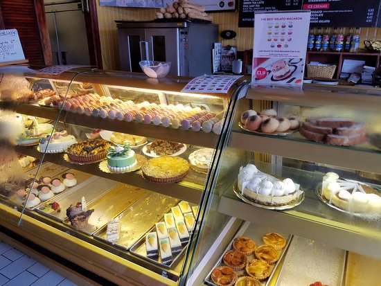 Pastry options