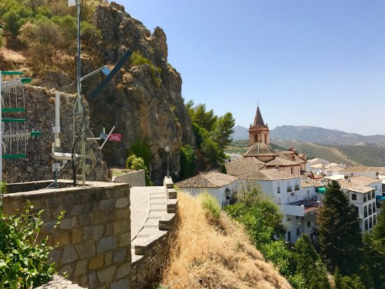 Castillo Zahara de la Sierra
