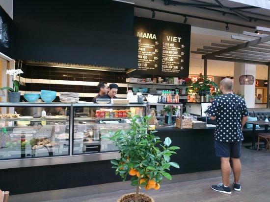 Solna, Sverige: Mama Viet