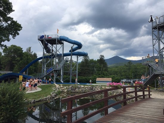 Whales Tale Waterpark: This was my 16 year-old's favorite!