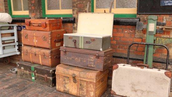 Sheringham, UK: OLD TYPE TRAVEL