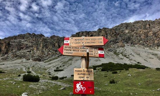 Hotel Sonne: Passo Alpisella