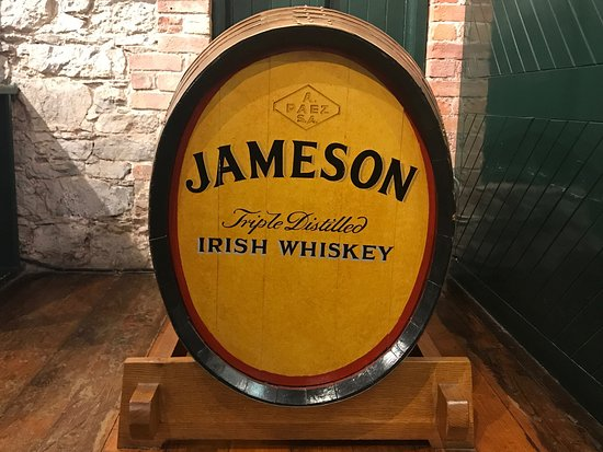 Moycullen, Irlande : Jameson Distillery