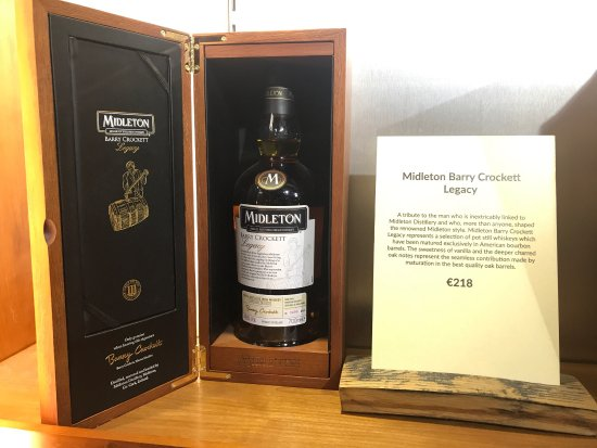 Moycullen, Ireland: Jameson Distillery