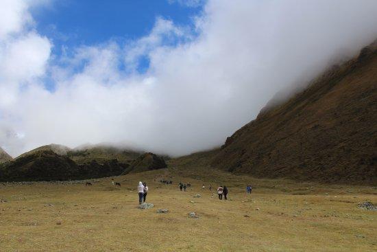 Провинция Куско, Перу: uma paisagem deslumbrante.