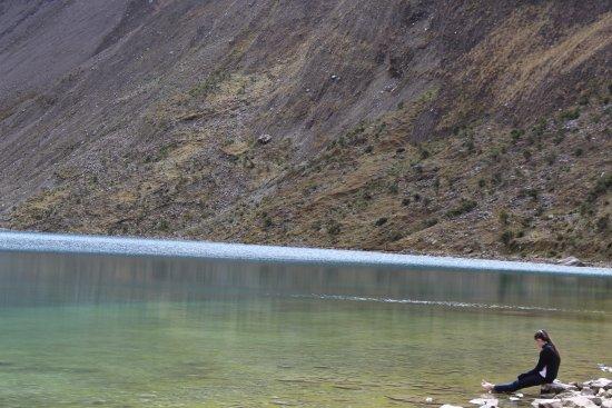 Провинция Куско, Перу: trilha de #Humantay