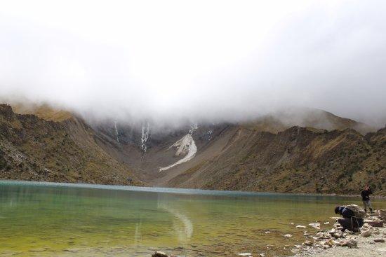 Regione di Cusco, Perù: uma paisagem deslumbrante....#Humantay #Lake