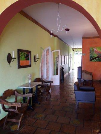 Hotel Via Serena: hall de entrada