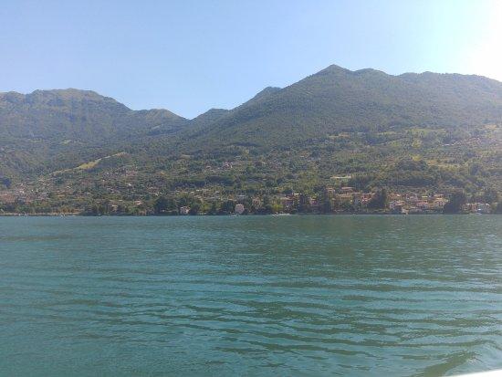Sulzano, Italien: in navigazione