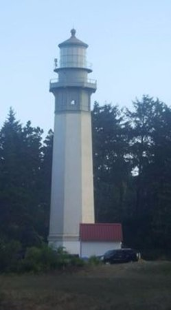 Westport, WA: Grey's Harbor Light