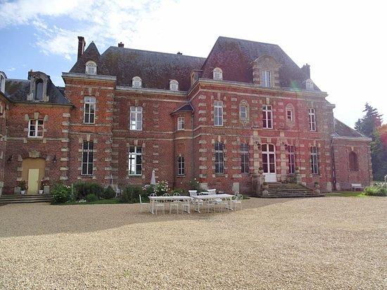 Berneuil-en-Bray, Fransa: Le magnifique châteua d Auteuil