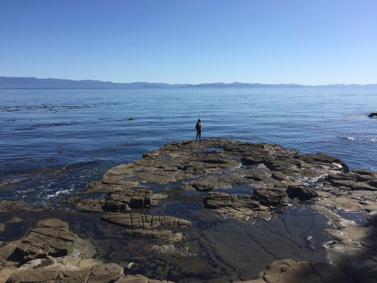 Sooke, Canada : French Beach Provincial Park