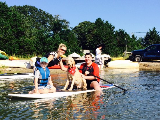 Osterville, MA: Family fun time!