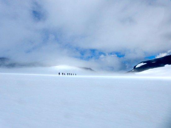 Lom, Norge: Galdhøpiggen