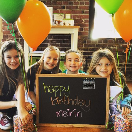 North Andover, MA: We love hosting birthday parties for all ages!