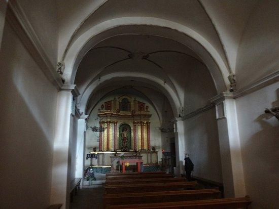 Mollo, Spain: Església de Sant Sebastia, Molló (Ripollès, Gérone, Catalogne), Espagne.