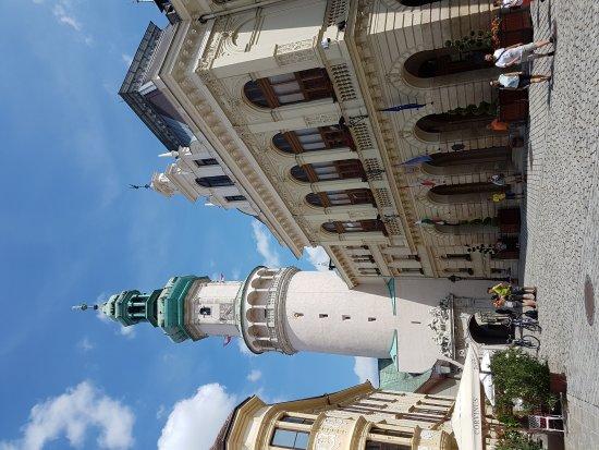 Sopron, Hungria: Fire Tower (Tuztorony)